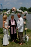 Our Wedding in Chesapeake City, MD, USA