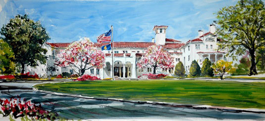 Congressional Country Club - Reception Sites - 8500 River Road, Bethesda, MD, United States