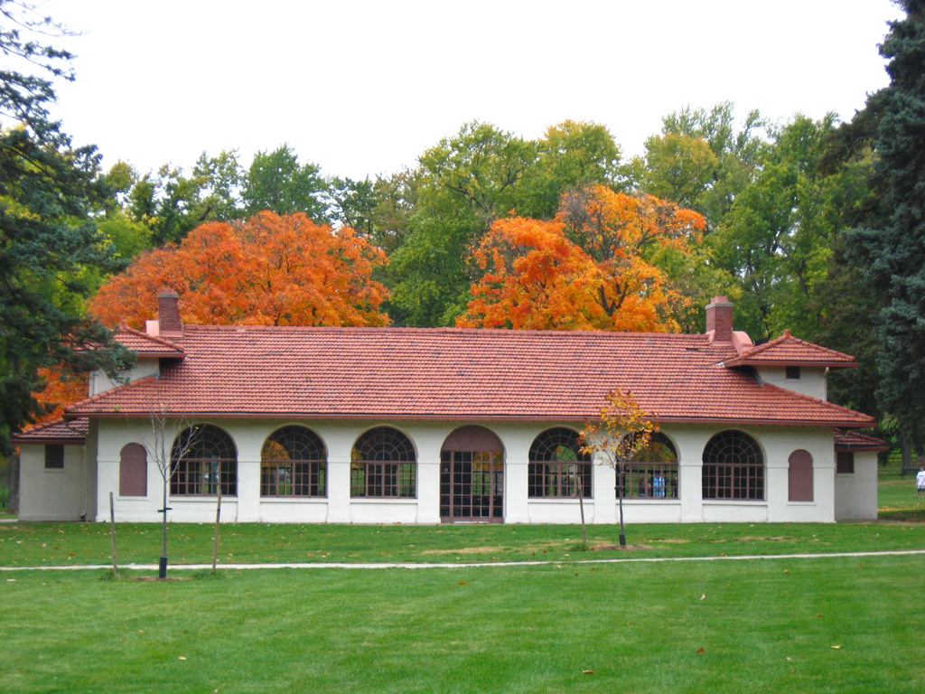 Elmwood Pavilion - Reception Sites -