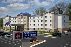 Best Western Plus- Waynesoboro Inn & Suites - Hotel - 109 Apple Tree Ln, Waynesboro, VA, United States