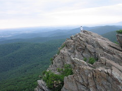 Humpback Rocks - Hiking - Blue Ridge Pkwy (mile 5.8), VA