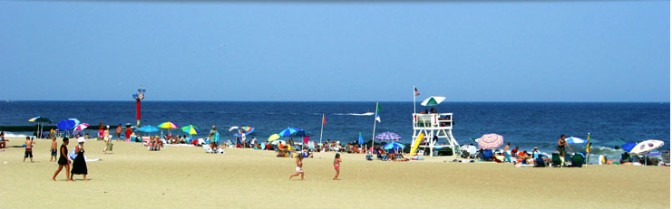 Sea Girt Nj Beach - Beaches - Ocean Ave, Sea Girt, NJ