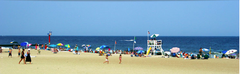 Sea Girt NJ Beach - Beach - Ocean Ave, Sea Girt, NJ