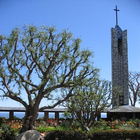 Wayfarers Chapel - Ceremony Sites - 5755 Palos Verdes Dr S, Rancho Palos Verdes, CA, 90275