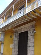 Casa Conde de Pestagua - Reception/Recepcion - Cartagena, Bolivar
