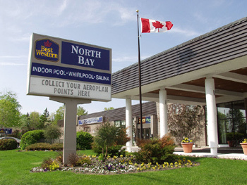 Best Western Hotel - Hotels/Accommodations, Reception Sites - 700 Lakeshore Dr, North Bay, ON, P1A