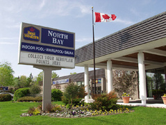 Best Western Hotel - Hotel - 700 Lakeshore Dr, North Bay, ON, P1A