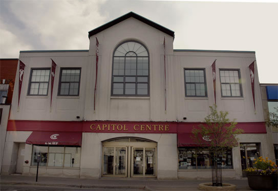 Capitol Centre - Attractions/Entertainment - 150 Main Street E, North Bay, ON, Canada