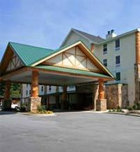 Hampton Inn & Suites Cashiers-sapphire Valley - Hotels/Accommodations - U.S. 64, United States