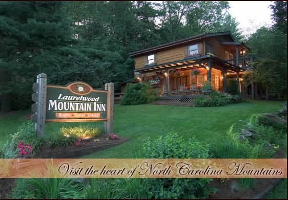 Laurelwood Mountain Inn - Hotels/Accommodations - P.O. Box 196, 58 Hwy 107 N, Cashiers, NC, United States