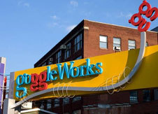 Goggle Works - Reception Sites, Attractions/Entertainment - 201 Washington St, Reading, Pennsylvania, United States
