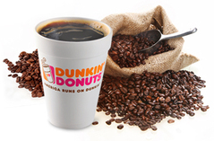 Dunkin Donuts - Coffee/breakfast - 1500 Lancaster Avenue, Reading, PA, United States