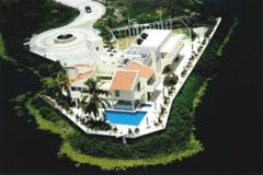 """Club de Golf Tres Vidas  - Casa """"La Península"""" - Recepción - Carretera Barra Vieja km 7"""
