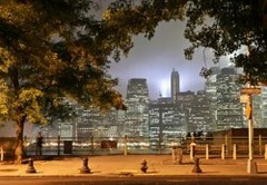 Brooklyn Heights Promenade - Attractions - Columbia Heights & Middagh St, Brooklyn, NY, 11201, US
