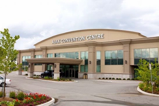 Ajax Convention Centre - Reception Sites, Ceremony Sites - 550 Beck Crescent, Ajax, ON, L1Z 1C9, CA