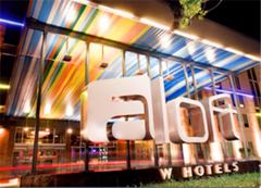 Aloft Hotel Brooklyn - Hotel - 216 Duffield St, Brooklyn, NY, 11201