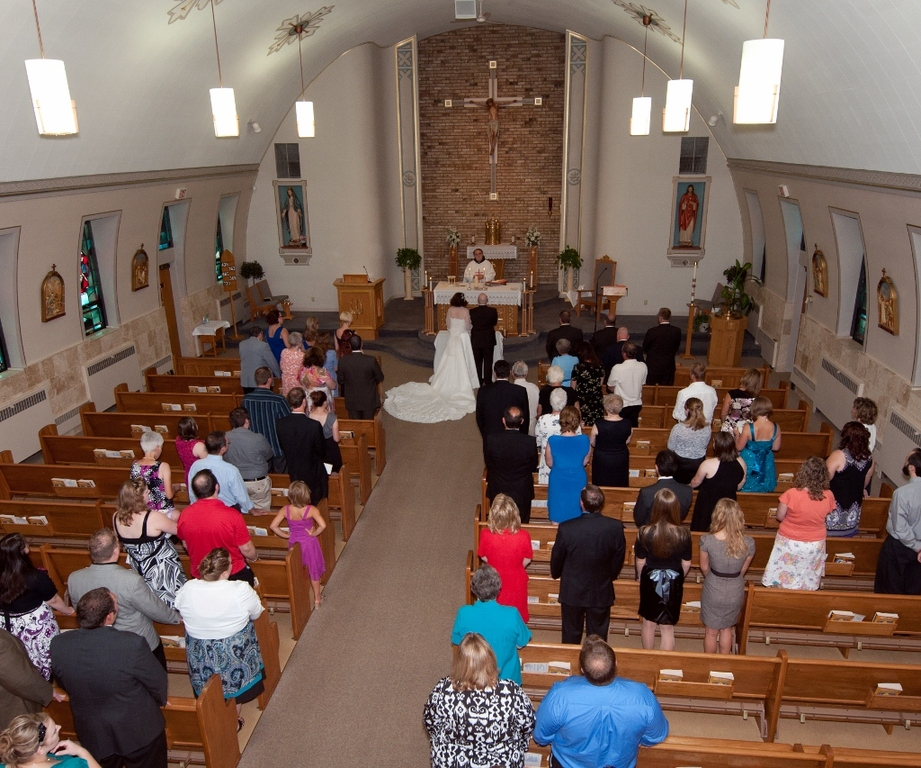Sacred Heart Parish - Ceremony & Reception - 917 North 49th Street, Milwaukee, WI, United States