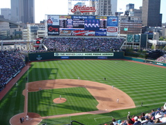 Jacobs Field - Entertainment - 2401 Ontario St, Cleveland, OH, 44115, US