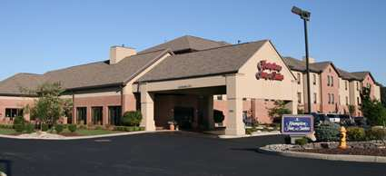 Toledo Hampton Inn And Suites - Hotels/Accommodations - 5865 Hagman Rd, Toledo, OH, 43612