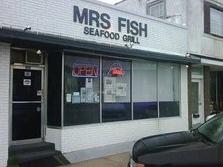Mrs Fish Seafood Grill - Restaurants - 919 Broadway Street, Myrtle Beach, SC, United States