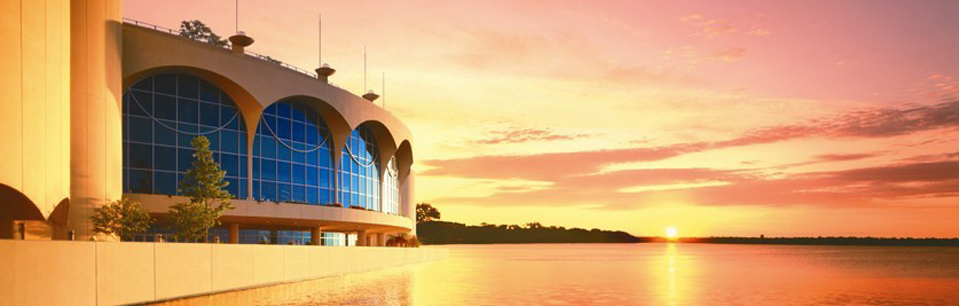 Monona Terrace Community and Convention Center - Restaurants, Ceremony Sites, Reception Sites, Attractions/Entertainment - One John Nolen Drive, Madison, Wisconsin, 53703, USA
