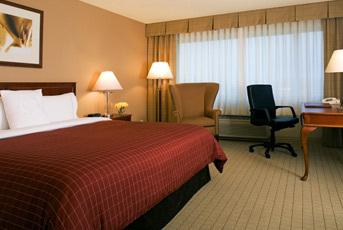 Sheraton Ontario Airport Hotel - Hotels/Accommodations - 429 N. Vineyard Avenue, Ontario, CA, USA