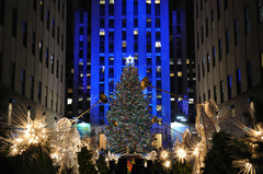 Rockefeller Center  - Attractions - 45 Rockefeller Plz, New York, NY, United States