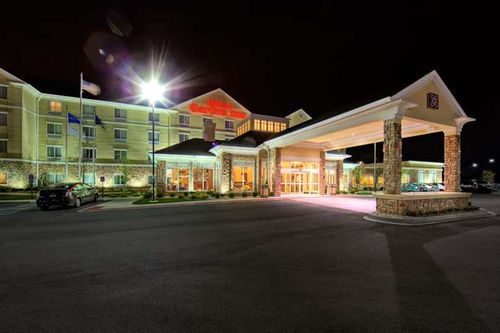 Hilton Garden Inn - Hotels/Accommodations, Restaurants - 7775 Mississippi St, Merrillville, IN, 46410