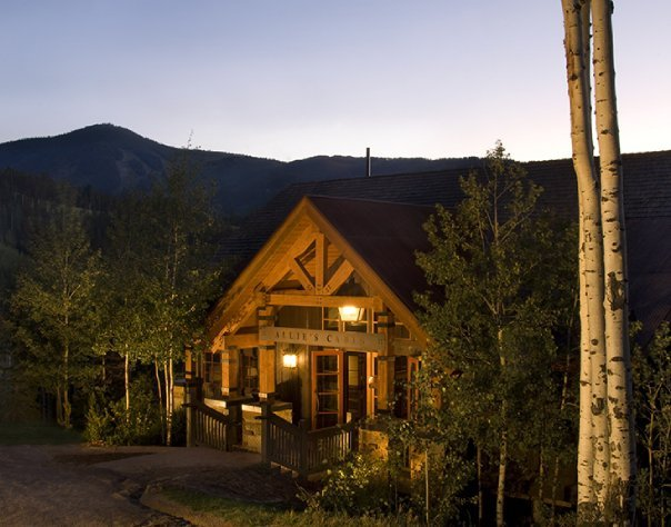 Allie's Cabin - Ceremony & Reception, Reception Sites, Rehearsal Lunch/Dinner - 210 Plaza Way, Avon, CO, United States
