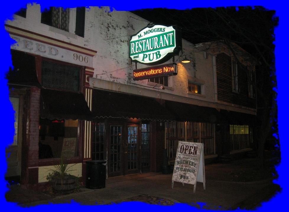 M Moggers Restaurant & Pub - Restaurants - 908 Poplar St, Terre Haute, IN, United States