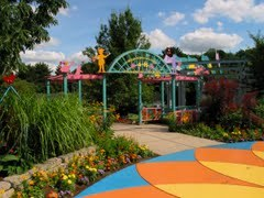MSU 4-H Children's Gardens - Attraction - East Lansing, MI, 48824