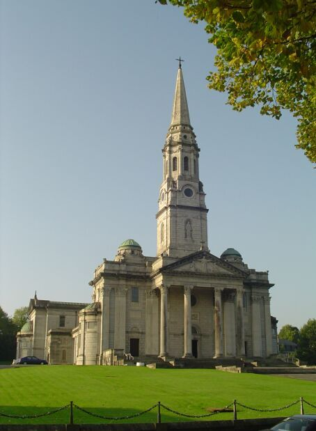 Cavan Cathedral Of Saint's Patrick & Felim - Ceremony Sites - 45 Farnham St, Cavan, Ireland