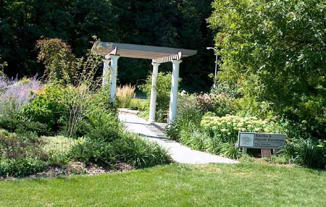 Msu Horticultural Gardens - Arboretum - Reception Sites, Attractions/Entertainment - East Lansing, MI, United States