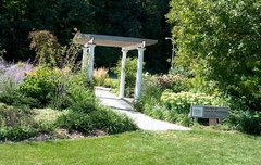 MSU Horticultural Gardens - Arboretum - Attraction - Service Rd & Bogue St, East Lansing, MI, 48823