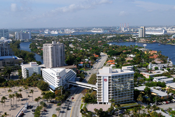 Sheraton Fort Lauderdale Beach Hotel - Hotels/Accommodations, Ceremony Sites - 1140 Seabreeze Blvd, Fort Lauderdale, FL, 33316