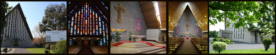 Holy Spirit Church Geenhills - Ceremony Sites -