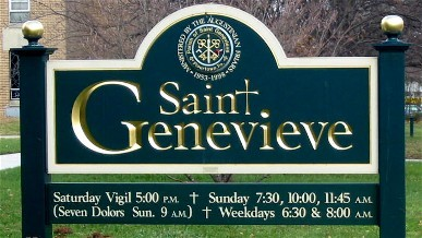 St Genevieve's Church - Ceremony Sites - 1225 Bethlehem Pike, Flourtown, PA, 19031