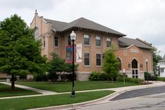 Koten Chapel - Ceremony - 329 E School St, Naperville, IL, 60540
