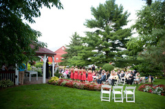 New Richmond Wedding In August in 54017, WI 54017, USA