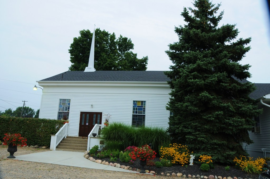 Oakwood Wedding Chaple - Ceremony Sites - 2750 N Baldwin Rd, Oxford, MI, 48371