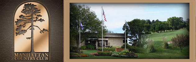 Manhattan Country Club - Reception Sites - N 10th St, Manhattan, KS, 66502