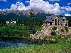 Ceremony: Saint Malo Center - Ceremony - 10758 State Highway 7, Allenspark, CO, United States