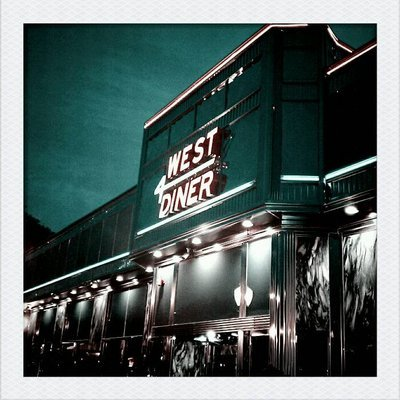 4 West Diner - Restaurants - 412 S Van Brunt St, Englewood, NJ, 07631