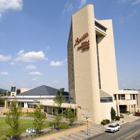 The Austin Convention Hotel And Spa - Hotels/Accommodations - 305 Malvern Avenue, Hot Springs, AR, United States