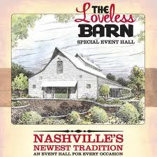 Loveless Cafe And Barn - Ceremony & Reception - 8400 Tennessee 100, Nashville, TN, 37221