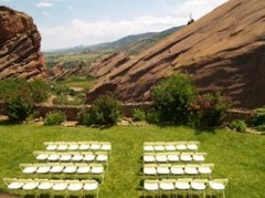 Ceremony Location  - Ceremony - 17900 Trading Post Rd, Morrison, CO, 80465