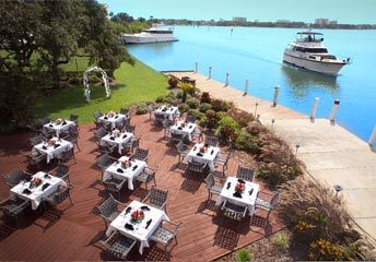 The Chart House - Restaurants, Ceremony Sites - 1100 Marina Point Drive, Daytona Beach, FL, United States