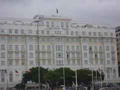 Copacabana Palace Hotel - Hotel - Avenida Atlântica, 1702, Rio de Janeiro, RJ, Brazil