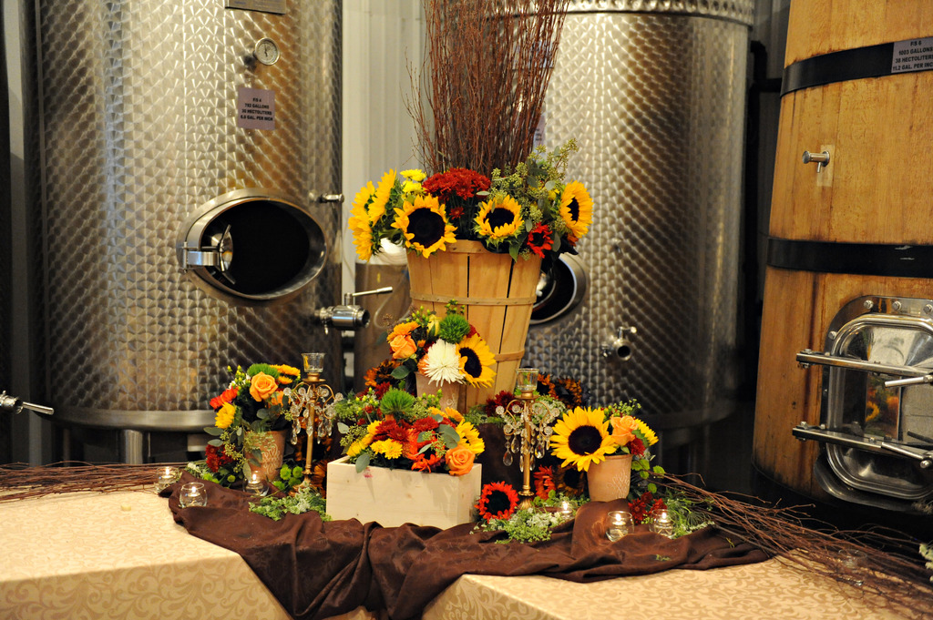 The Winery At La Grange - Wineries, Reception Sites - 4970 Antioch Rd, Haymarket, VA, 20169
