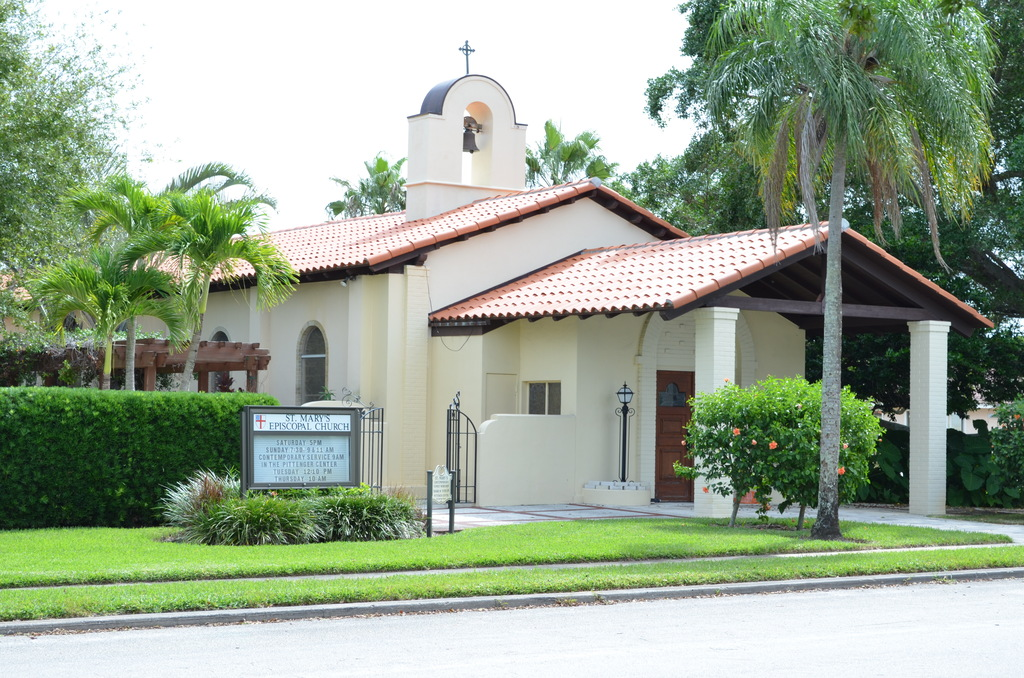 St. Mary's Episcopal Church - Ceremony Sites - 623 SE Ocean Blvd, Stuart, FL, 34994